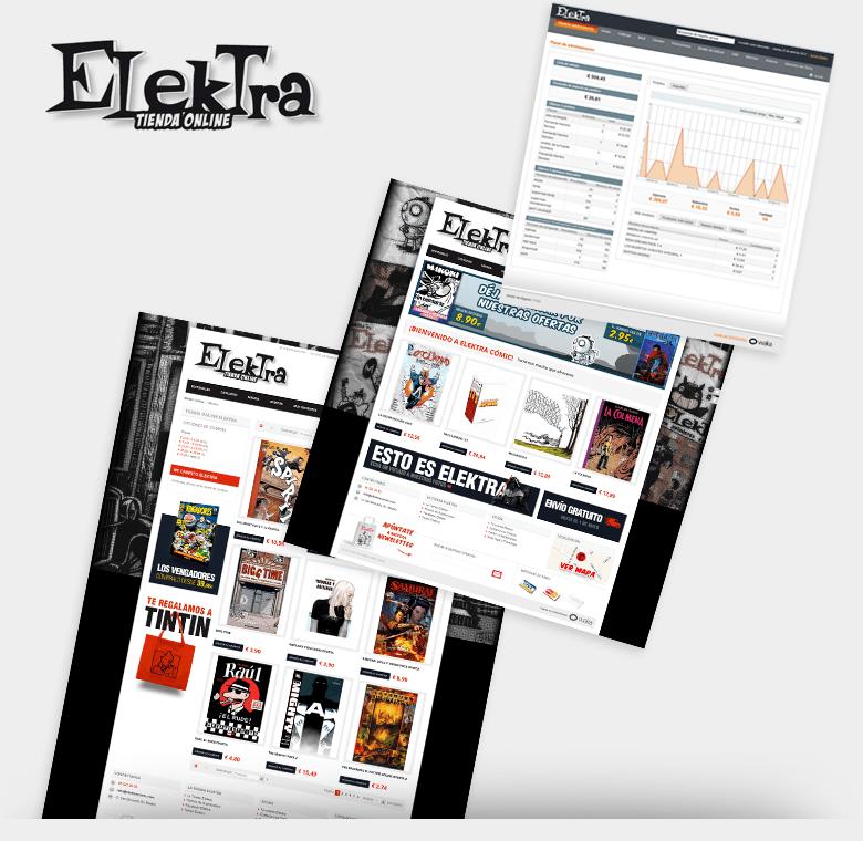 Tienda Online Elektra Cómics - SOMOWAKA 2013