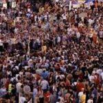 La Marcha Indignada ya está en Madrid