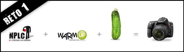 RETO 1 – ¿Qué harías con un pepino?