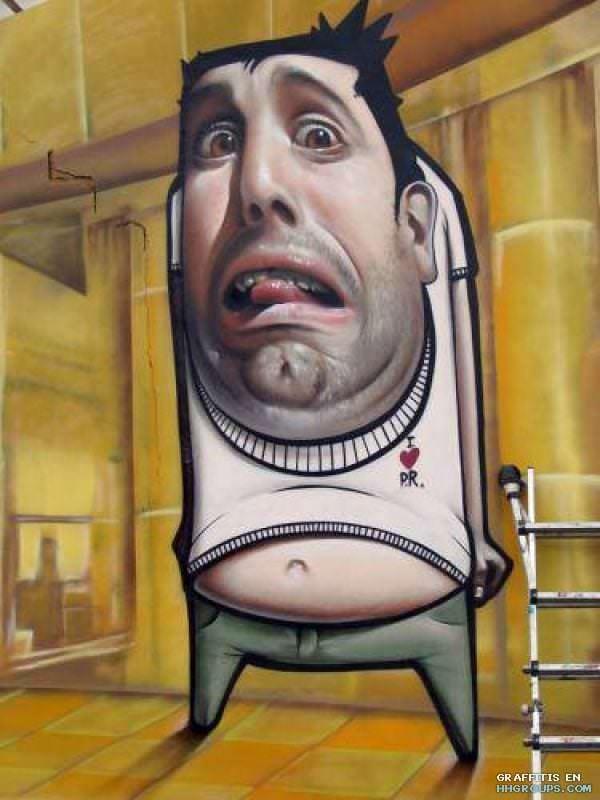 Belin-grafitti