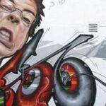 Gente NPLC – Belin: graffiti español de lujo