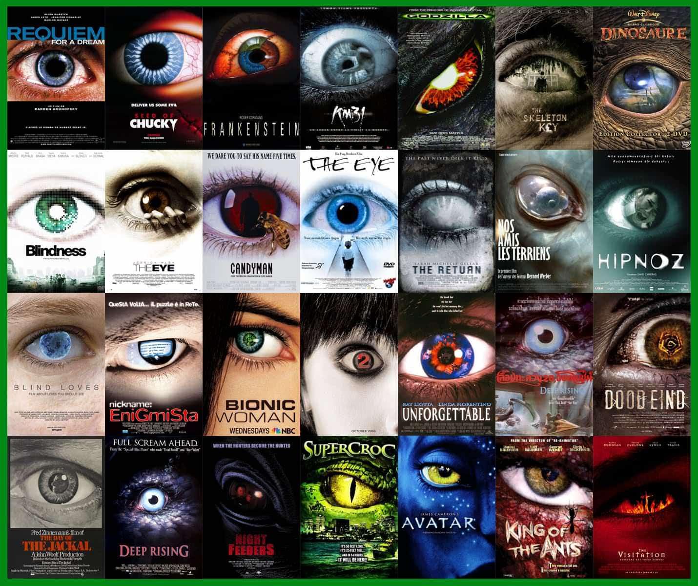 cartel ojos
