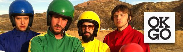 OK GO – Needing/Getting