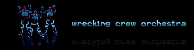 Wrecking Crew Orchestra: TRON DANCE