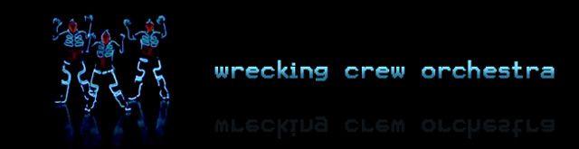 Wrecking Crew Orchestra: TRON DANCE