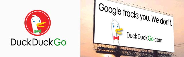 Duck duck go… el buscador