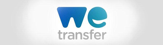 Wetransfer: subiendo archivos a internet