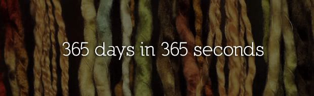 365 days in 365 seconds