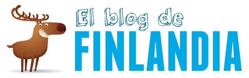 Logotipo para el Blog de Finlandia