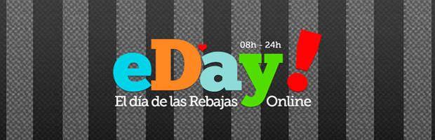 Eday, Cibermonday… el día para comprar barato en tiendas online