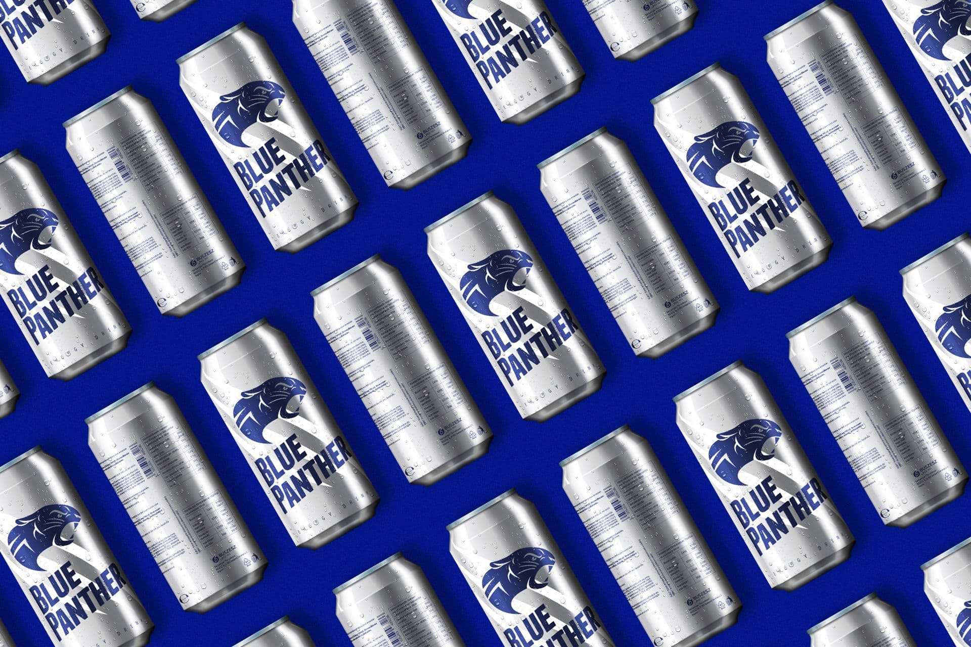 Diseño de marca y packaging para bebida energética. Euroxeline, 2016.