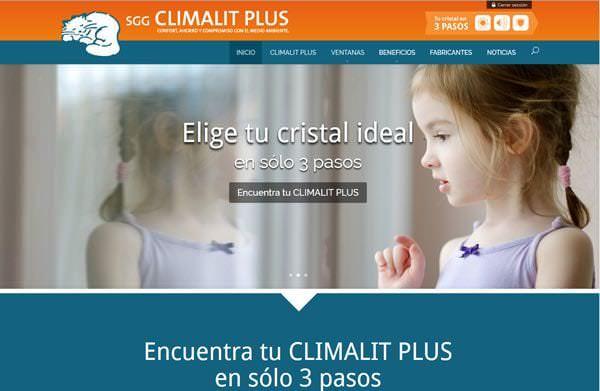 2014: Nueva Web Climalit