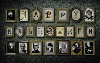 Halloween Wall wallpapers