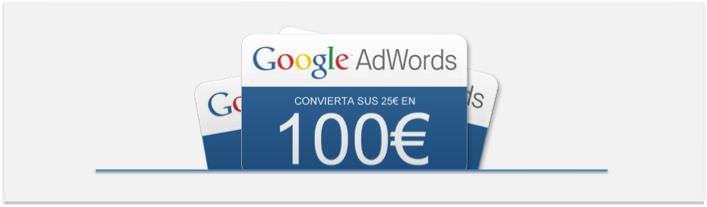 Cómo conseguir un cupón Adwords de 75€ gratis