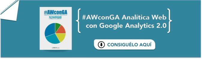 Libro del mes: #AWconGA Analítica Web con Google Analytics 2.0