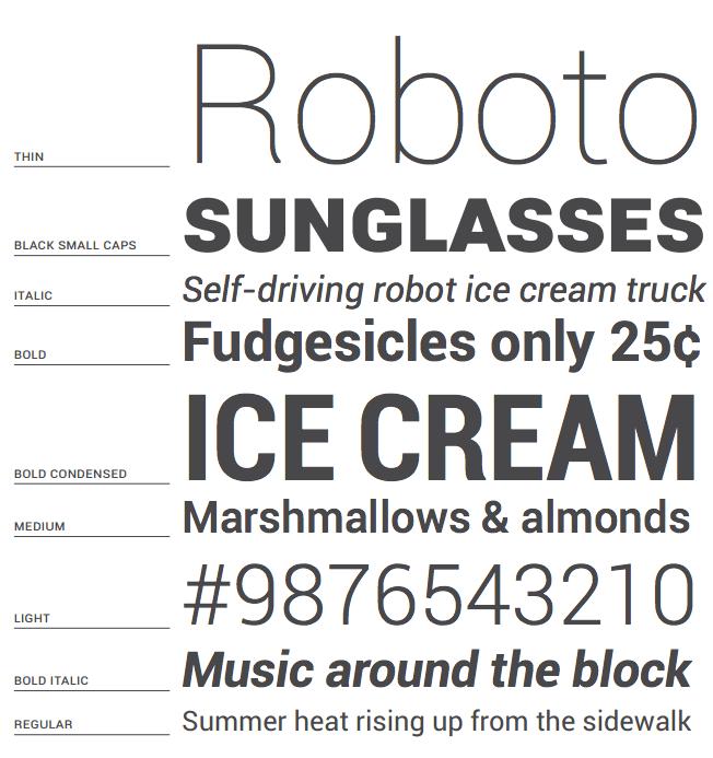 elegir tipografía