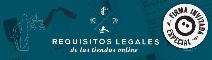 Requisitos legales de las tiendas online