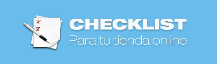 Waka checklist: Lista de tareas para tiendas online