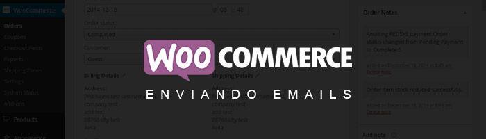 Envío de Emails desde tu tienda online Woocommerce
