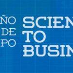 Diseño de Logotipo: Science to Business.