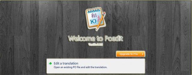 Traducción de WordPress con Poedit
