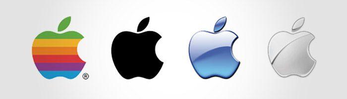 Rediseño de un logotipo: ejemplos