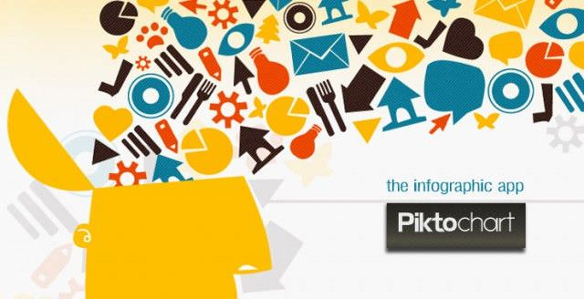 diseñar infografías con piktochart