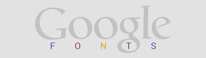 Google fonts: 10 tipografías gratis para diseñadores web