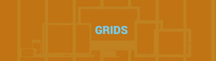 25 Grids de diseño web responsive