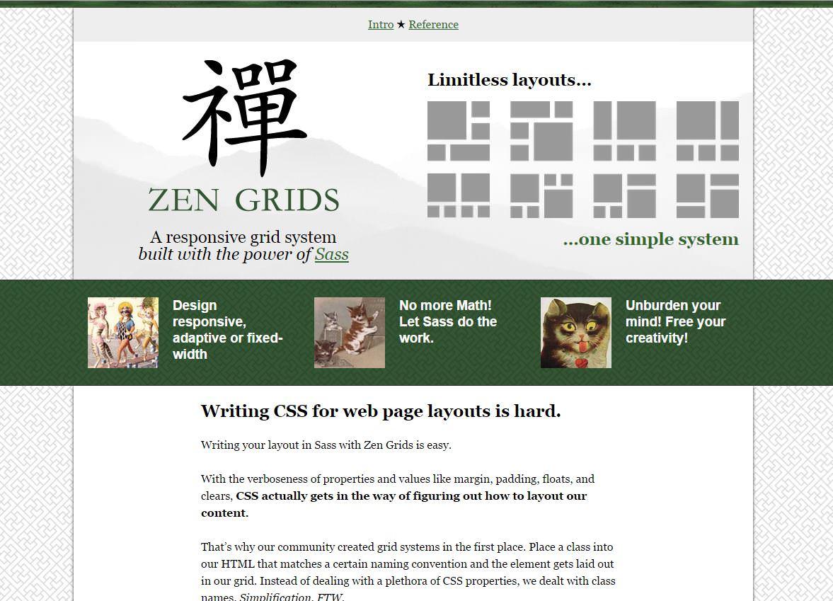 25 Grids De Dise 241 O Web Responsive