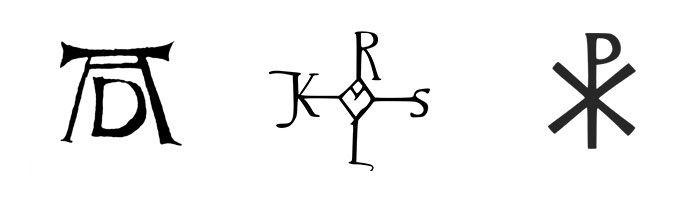 monograma-durero-carlomagno-crismon