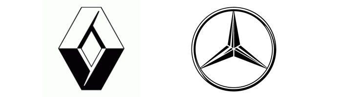 logos-para-empresas-pictograma-renault-mercedes