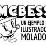 Mcbess: Un ejemplo de ilustrador molador