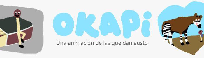Okapi un videoclip de animación que mola