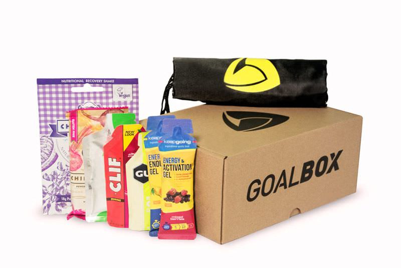 diseño packaging para goalbox