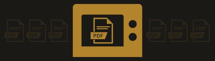 Cómo crear, convertir, separar y editar un PDF online