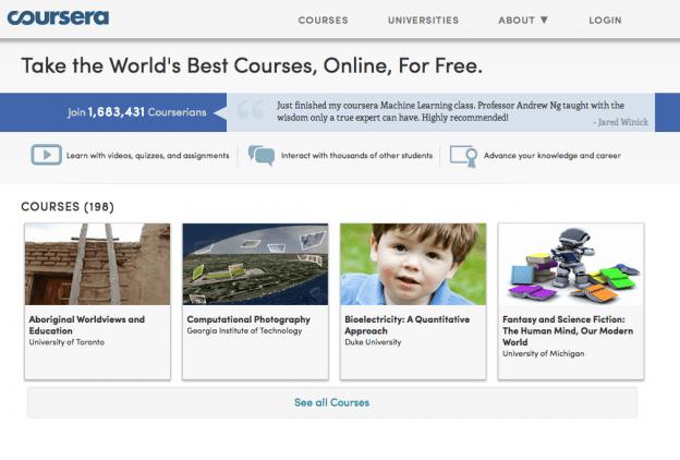 Aprender usabilidad web y UX - Cursos Online Coursera