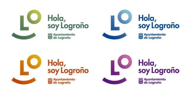 logotipo logroño