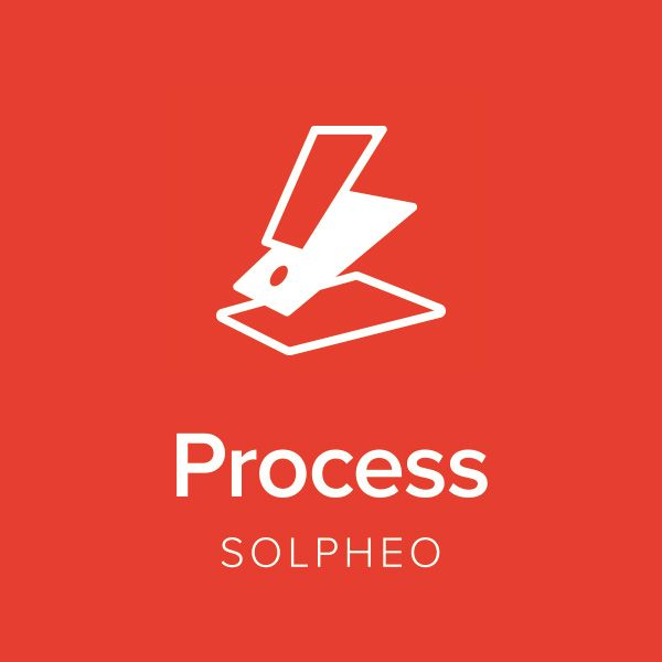 Solpheo Suite Process solutions logo