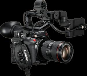 Comparativa camaras digitales_Canon C200