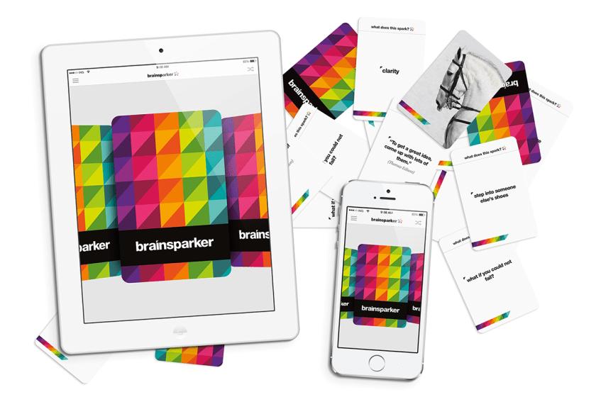 apps creativas - brainsparker