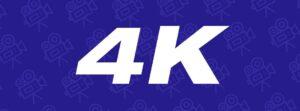 comparativa cámaras 4k