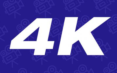 Cómo elegir cámara de vídeo 4K profesional