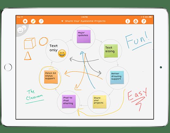 apps creativas - ibrainstorm