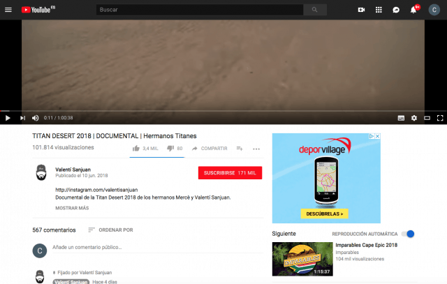 Publicidad en Youtube_Banner Ads