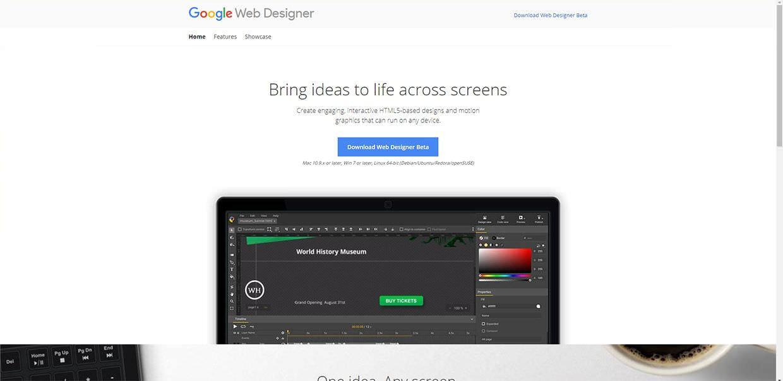 programas de animación html5_google web designer