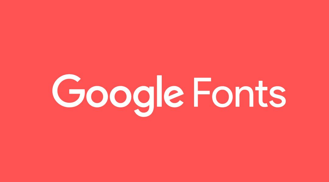Fuentes y tipografías para web con Google Fonts