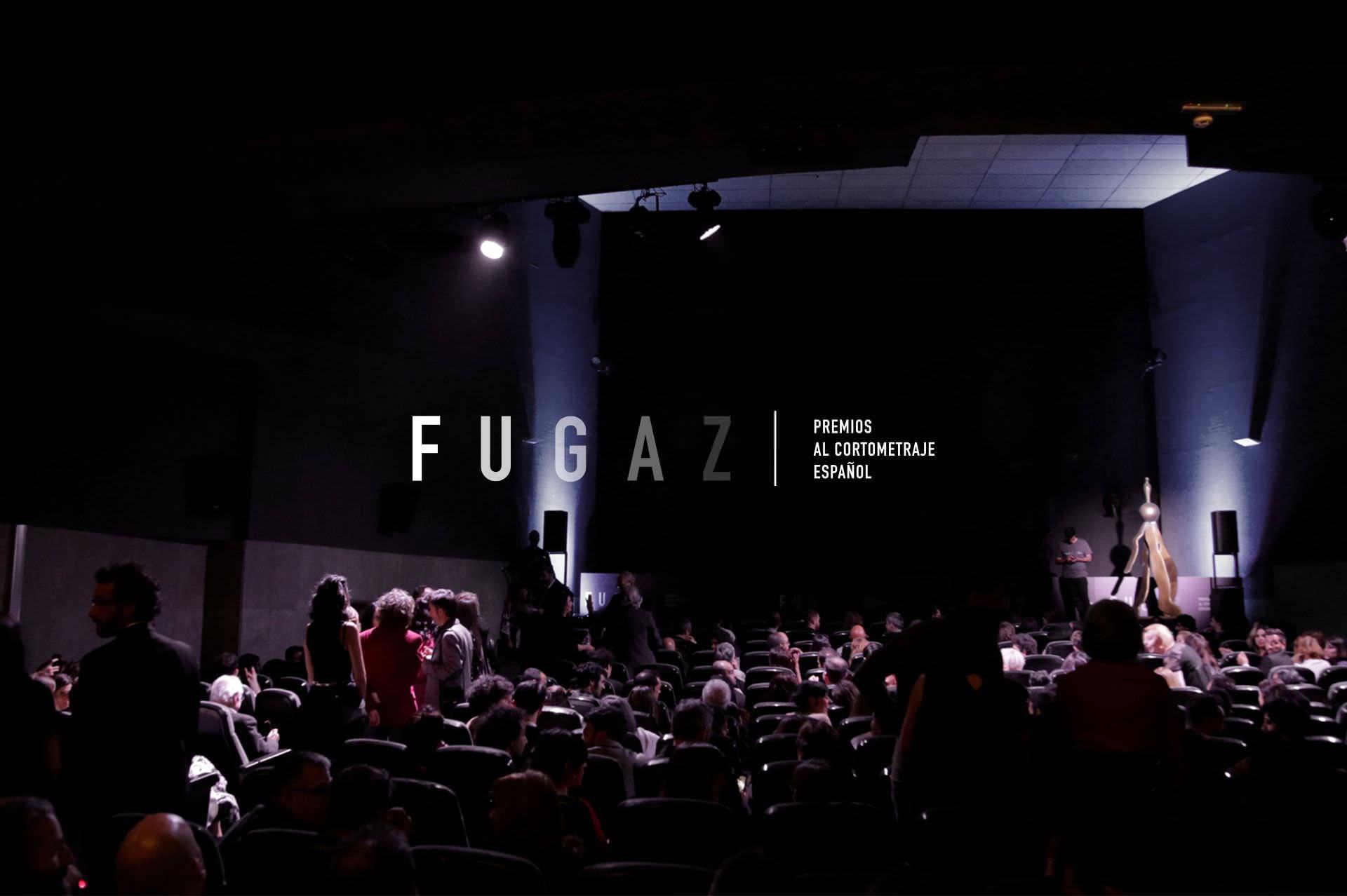 Estudio creativo para la segunda edición de los Premios Fugaz, 2018