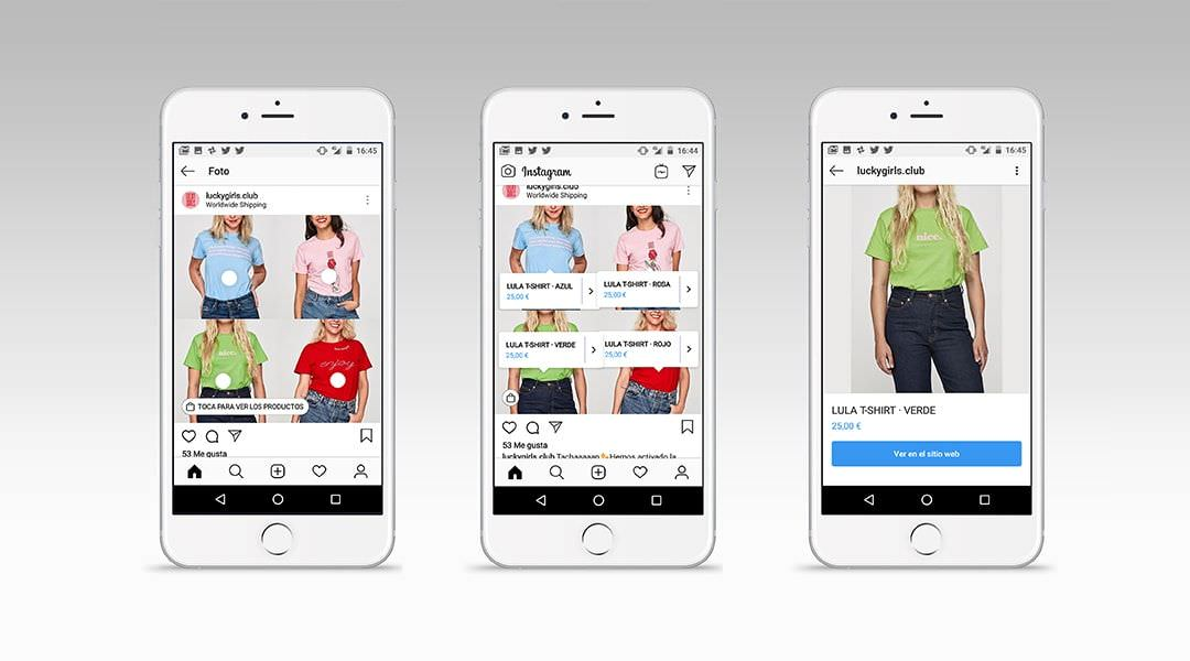 Instagram shopping - Cómo vender en Instagram