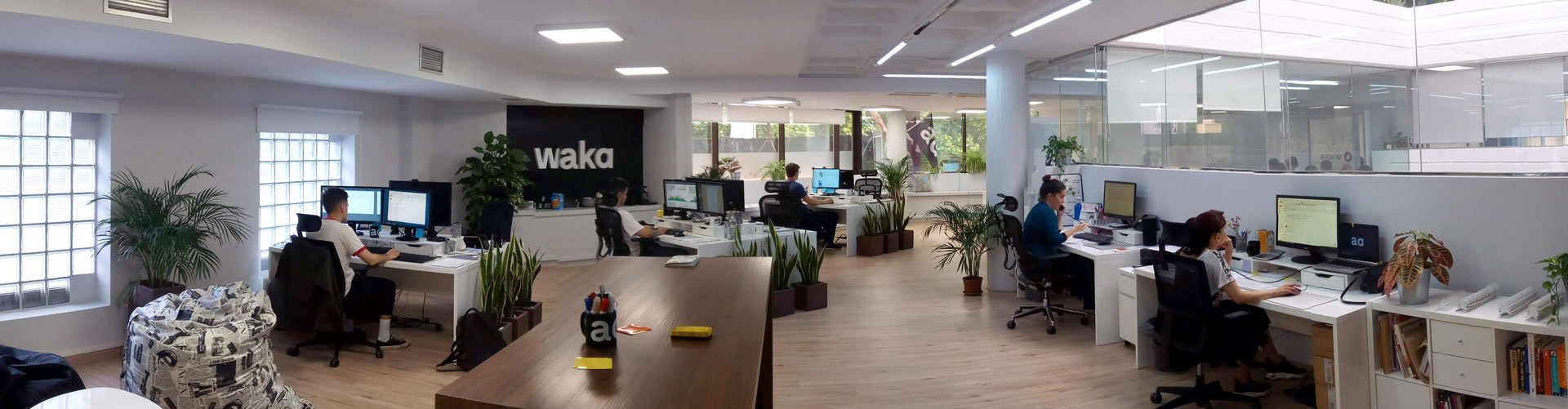 Oficinas de waka